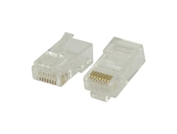 Modularkontakt Cat6/RJ45 UTP Patch