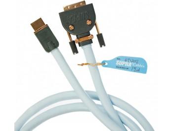 Supra HDMI-kabel till DVI