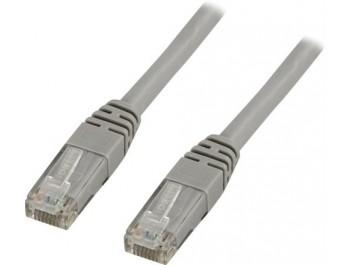 Cat6 Nätverkskabel U/UTP Grå