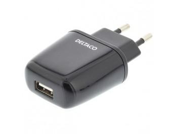 USB-laddare för vägguttag 2.1 A