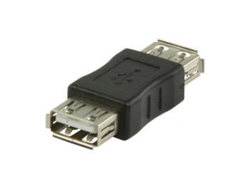 Adapter USB A hona - A hona - finns på Kabelbutiken.com