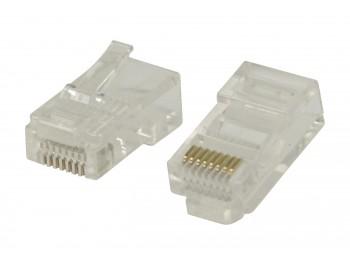 Modularkontakt Cat5/RJ45 UTP Patch