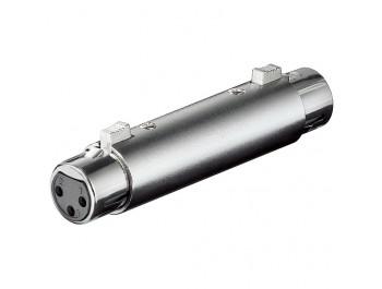 Adapter XLR hona - XLR hona