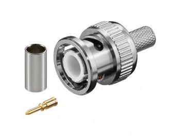 BNC crimp-plug RG 59/U
