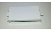 Täcklock för väggpanel för moduler