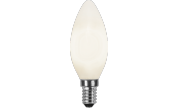 Led-Lampa C35 OPAQUE FILAMENT E14 250lm 3w 2700k RA90