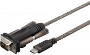 USB-C plug till RS-232