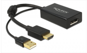 HDMI till DisplayPort adapter 4K