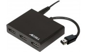 Accell UltraAV Mini DisplayPort Multi-Display Hub