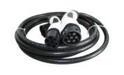 Tesla Laddkabel - EVconnect Mennekes Typ 2-kabel  16A 7m