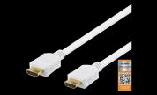 HDMI-kabel 4K - 3 m Vit