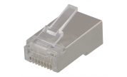 Modularkontakt Cat6/RJ45 STP  Patch med loadbar