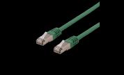 Nätverkskabel U/FTP Cat6a patchkabel 25 m