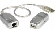 Aten USB-förlängning över Ethernet-kabel 60m