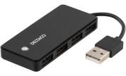 USB 2.0-Hub 4-portar