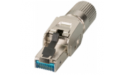 INFRALAN® RJ45 Premium Connector Cat.6A/ClassEA, field assembly