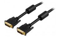 DVI-kabel Dual-Link DVI-I - DVI-I 1 m