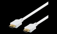 HDMI-kabel v1.4 - 10 m Vit