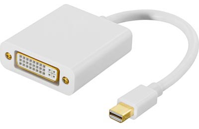 Adapter Mini DisplayPort - DVI