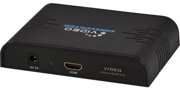 HDMI till Scart konverter med ljud