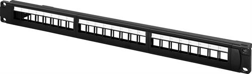Keystone Patch Panel 24 portar