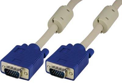 Monitorkabel RGB HD15ha-15ha 5 m