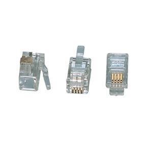 Modularkontakt RJ11 / 4P4C