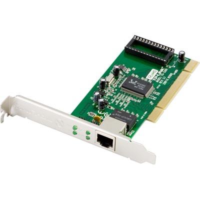 Nätverkskort PCI 10/100/1000 Mbps