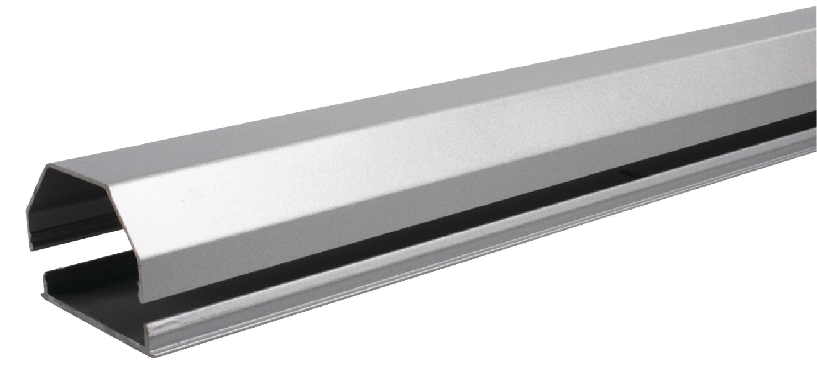 Kabelkanal Vägg Aluminium 1.1 m