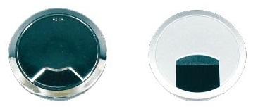 Kabelgenomföring Zink 80mm