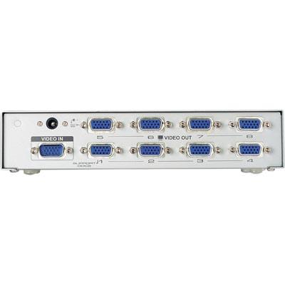 Aten VGA-splitter - 1 in 8 ut